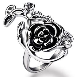 Ženski prsten B02207