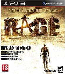 Játék (PS3) Rage: Anarchy Edition