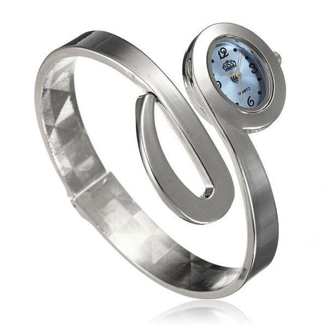 Dámské designové hodinky z nerezové oceli 1