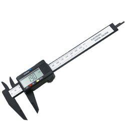 Digitální posuvné měřítko s LCD displejem (šuplera)
