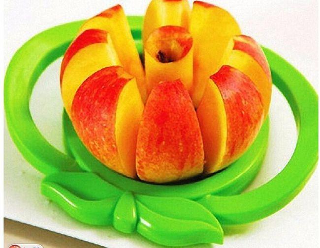 Pomůcka na krájení jablek 1