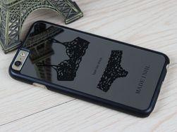 Zrcadlový kryt pro iPhone se sexy motivem