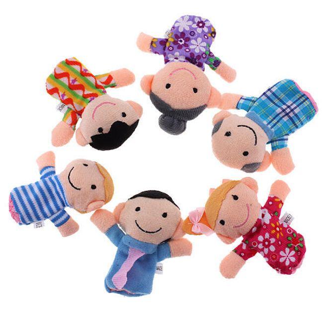 Mini lutke za prste 1