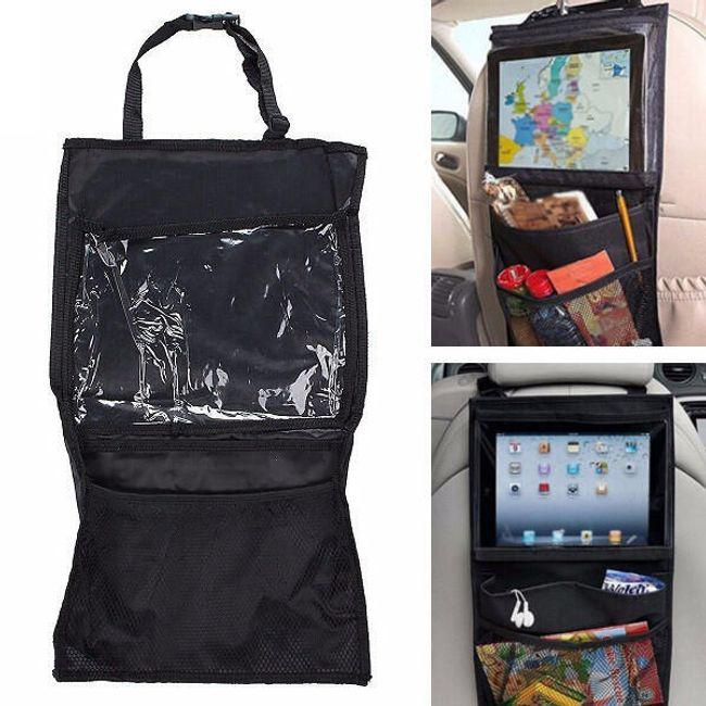 Универсальная сумка на заднее сиденье автомобиля - 29 x 49 см 1