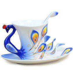 Šolja za kafu - paun