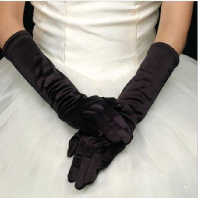 Dámské plesové rukavice 1