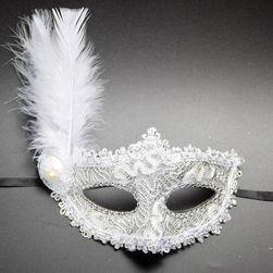 Maska karnawałowa - 7 kolorów