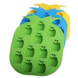 Forma din silicon pentru gheata - ananas