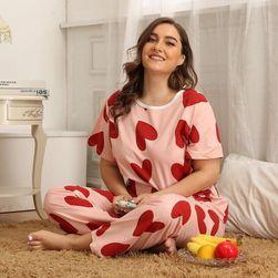 Piżama damska w dużych rozmiarach TF3181