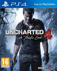 Hra (PS4) Uncharted 4: A Thief's End