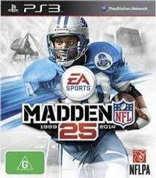 Joc (PS3) Madden 25