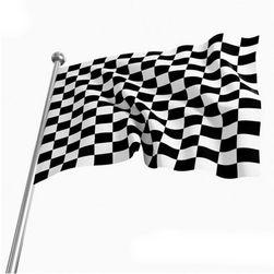 Versenyző zászló Fernando