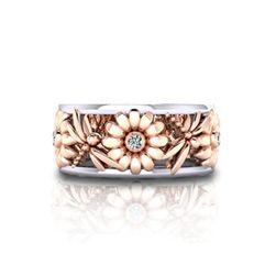 Dámský prsten Broke