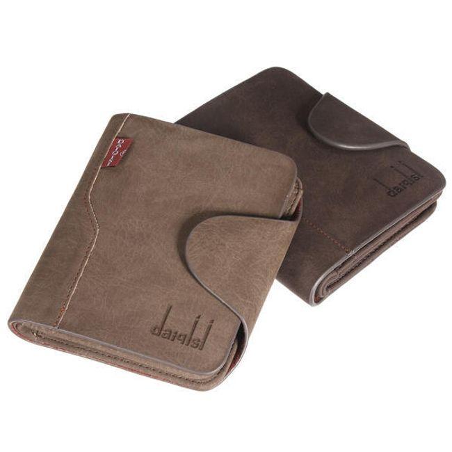 Pánská kožená peněženka ve 2 barvách 1