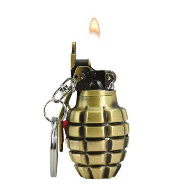 Brichetă în formă de grenadă 1