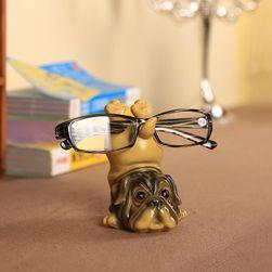 Stojan na brýle ve tvaru psa - 4 varianty