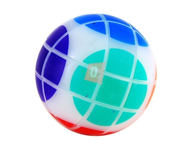 Rubikova kostka - koule 1
