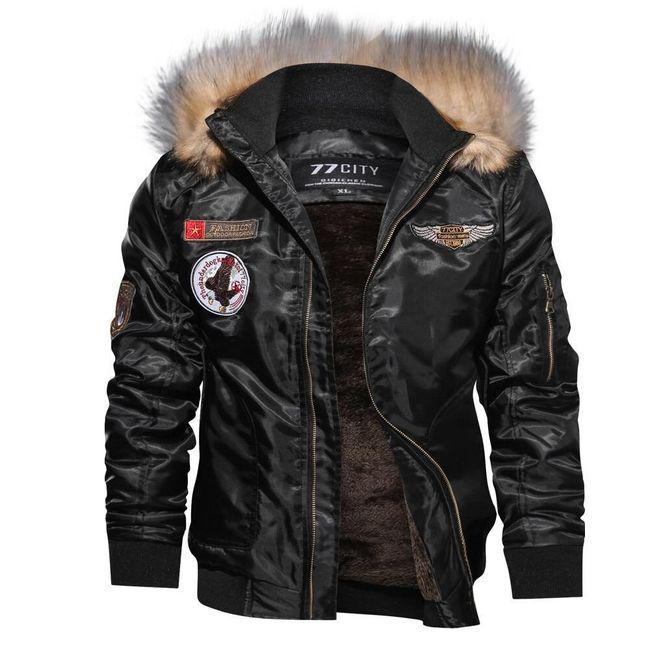 Muška jakna Mike - 3 boje 1