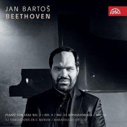 Bartoš Jan: Beethoven / Klavírny sonáty, CD PD_1198029