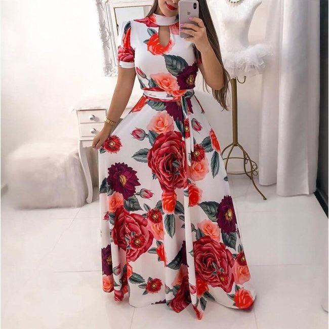 Dámské šaty Alix 1