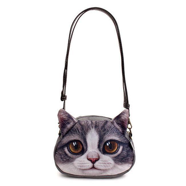 3D-сумка с кошкой 1