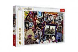 Puzzle Harry Potter/Bradavické vzpomínky 500 dílků 48x34cm v krabici 40x27x4cm RM_89037400