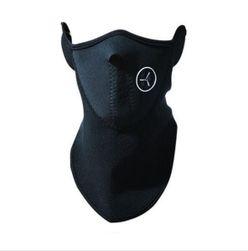 Topla maska za zimske sportove
