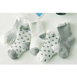 Gyermek zokni - 5 pár