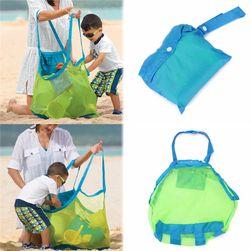 Geanta de plaja pentru jucariile copiilor