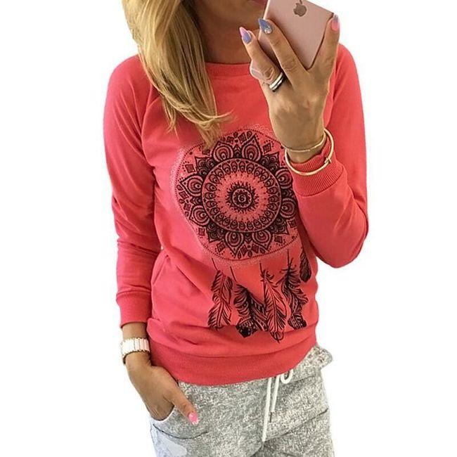 Ženska majica Abra - 3 boje 1