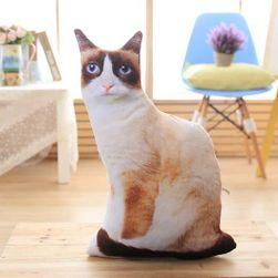 PLuszowy kotek 50 cm