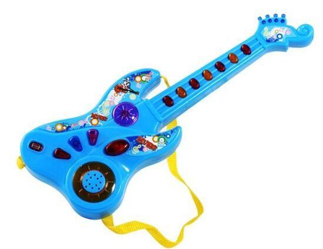 Dětská kytara - hudební hračka 1