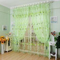 Zavesa sa lalama u boji - 4 veličine