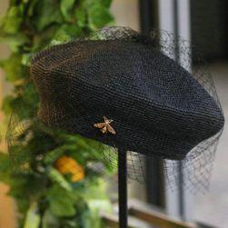 Ženska kapa beretka BT18