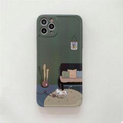 Carcasă iPhone Catt
