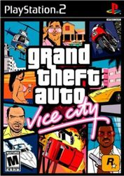 Igra (PS2) GTA: Vice City