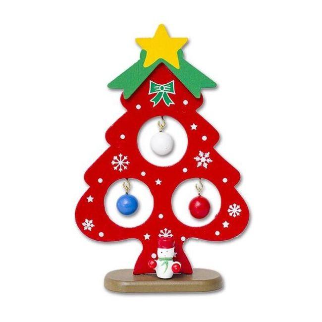 Vánoční stromeček D10 1