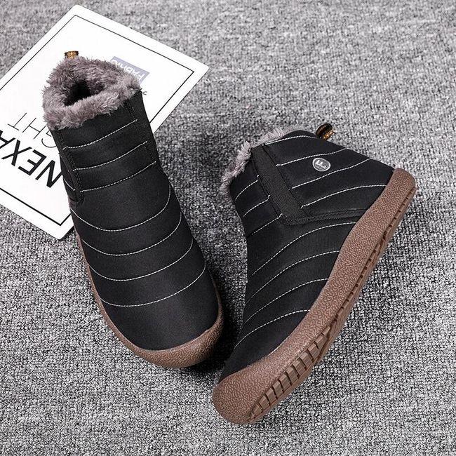 Üniseks kışlık ayakkabı MS353 1
