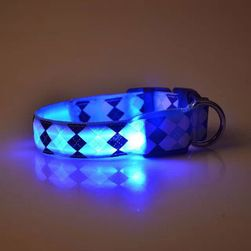 LED obojek pro psy Miles