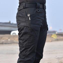 Мужские брюки MT26 Чёрный - Размер 2