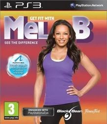 Hra (PS3) Get Fit with Mel B