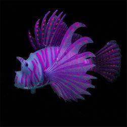 Светящаяся пластиковая рыбка