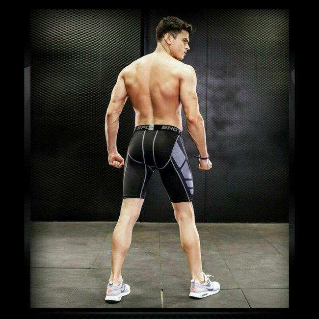 Férfi sportos rövidnadrág Eduard