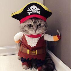 Odeća za mačke - pirat