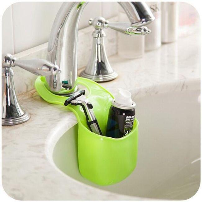 Silikonska posoda za umivalnik 1