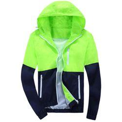 Muška proljetna jakna u zanimljivim kombinacijama boja