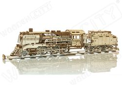 Tren din lemn cu șine RA_38031