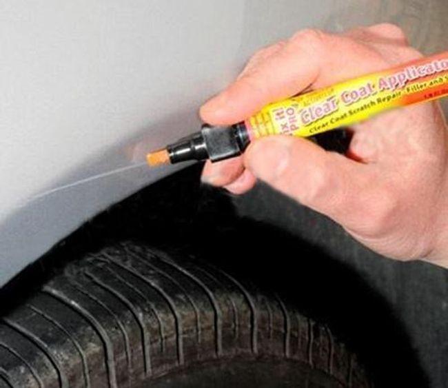 FIX It do usunięcia rys na karoserii samochodowej 1