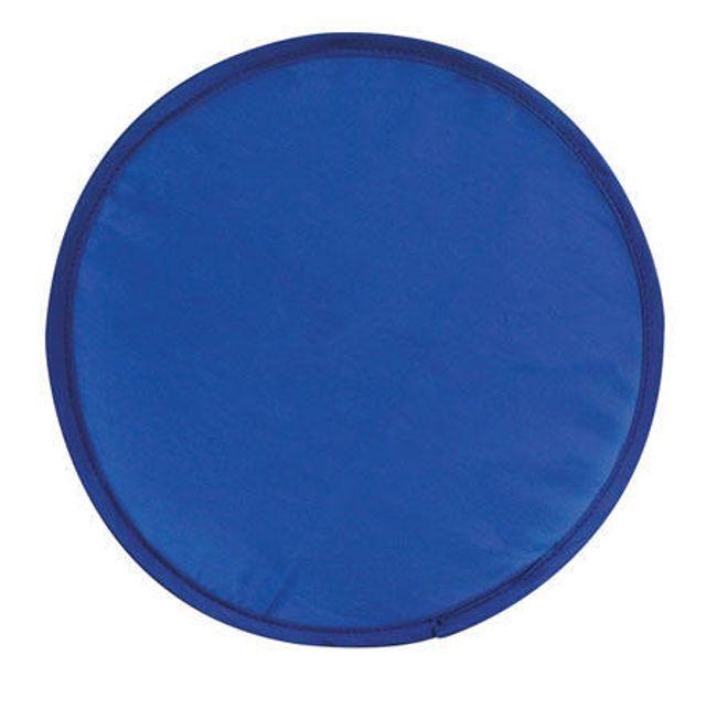 Składany latający talerz dla psów - niebieski 1