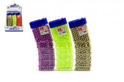 Pisztolygolyók 800 db 6mm-es műanyag 6 színű műanyag dobozban 7x17cm RM_00312421